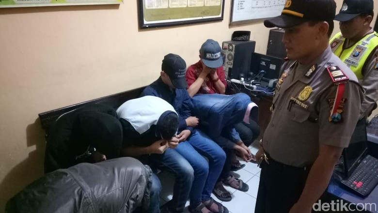 Video Pengeroyokan 3 Remaja di Jombang Viral, 6 Pelaku Ditangkap