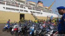 16 Kapal Disediakan untuk Arus Balik Gratis Semarang-Jakarta