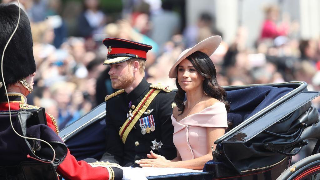 Meghan Markle dan Pangeran Harry akan Bulan Madu ke Afrika
