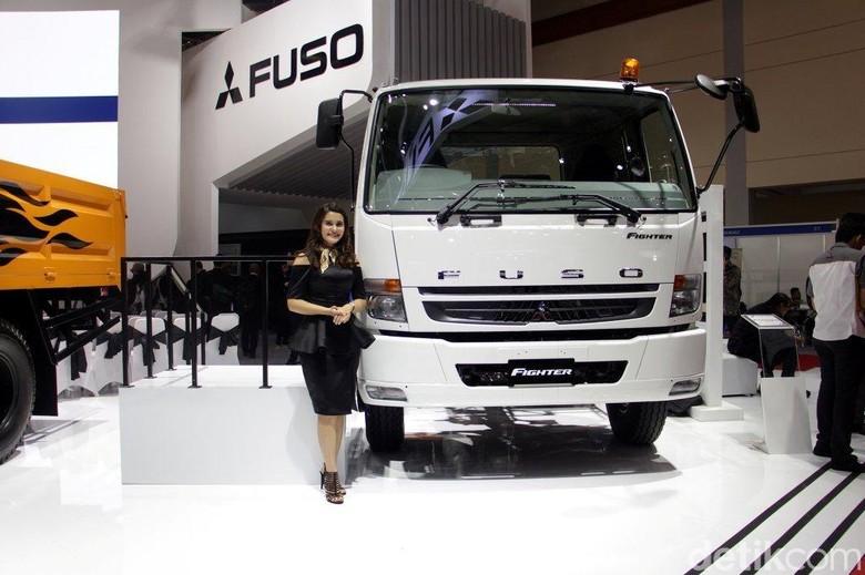Truk Mitsubishi Fuso. Foto: Mitsubishi