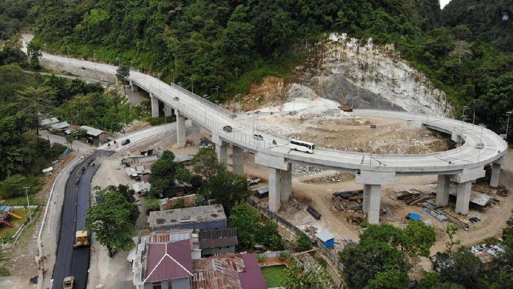 Perlancar Mudik, Jembatan Maros-Bone Dibuka Sementara