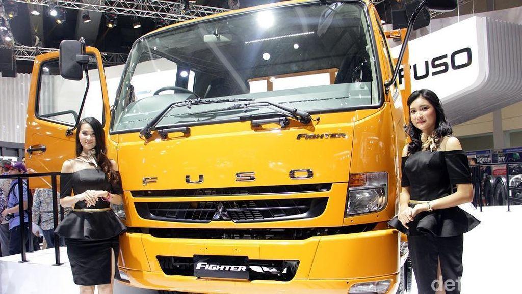 Laju Kendaraan Komersial Bakal Ngerem Tahun In