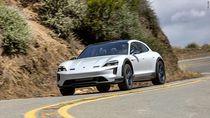 Taycan, Mobil Listrik Gahar Porsche