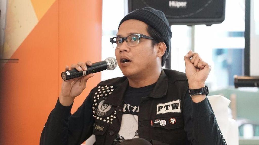 Sekut! Gofar Hilman Bawa Ngobam ke Soundrenaline 2019