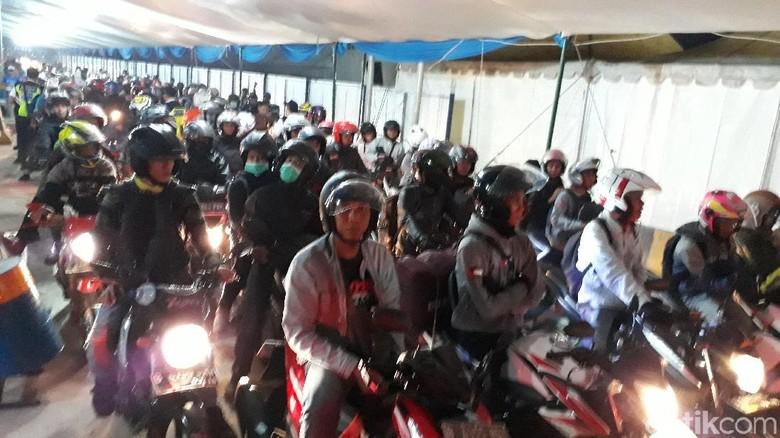 H-5 Lebaran, 114 Ribu Pulang Kampung ke Sumatera via Merak