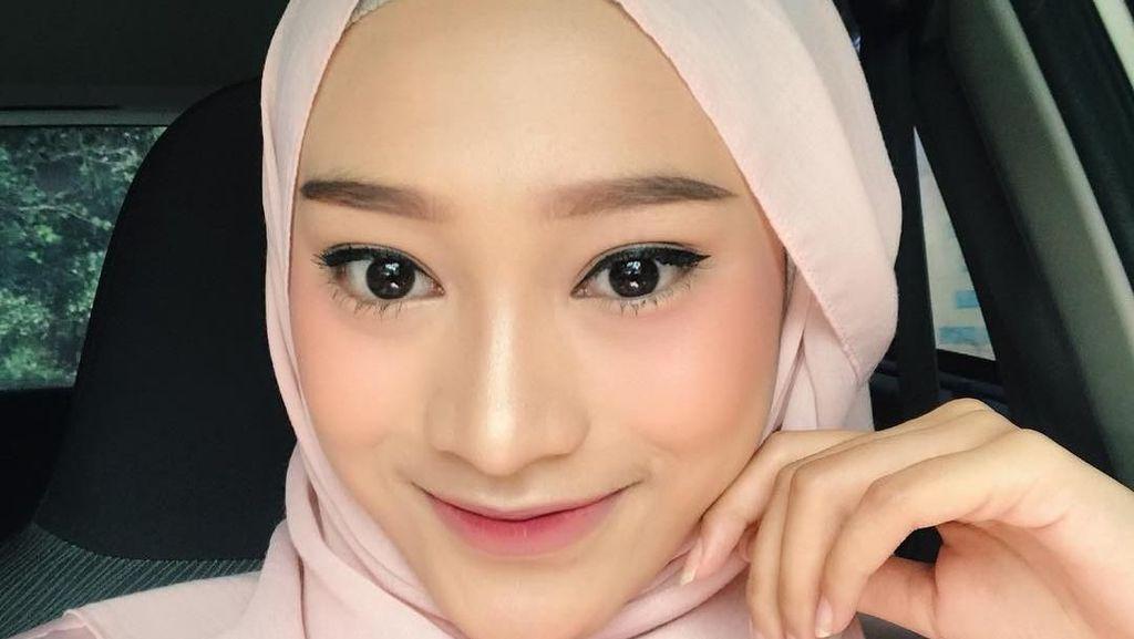 Foto: Cantiknya Hijabers Bandung yang Disebut Mirip Putri Marino