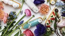 Deretan Eclair Cantik Penuh Warna Ini Bikin Tak Tega Melahapnya