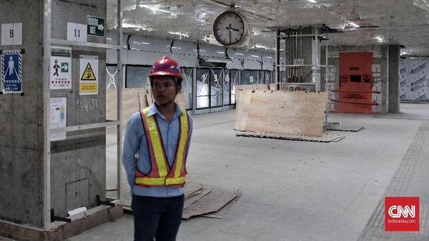 TransJakarta dan MRT Akan Integrasikan Halte dan Stasiun