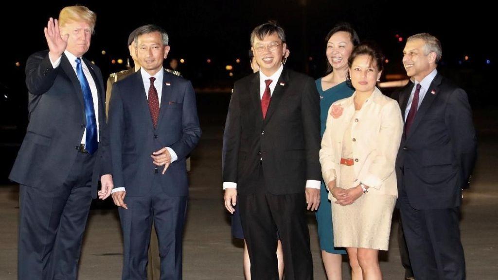 Pertemuan Kim Jong Un-Trump Bikin Adem Ekonomi Global