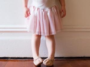 Demi si Kecil, Seorang Ayah Ikut Tampil di Pentas Tari Balet