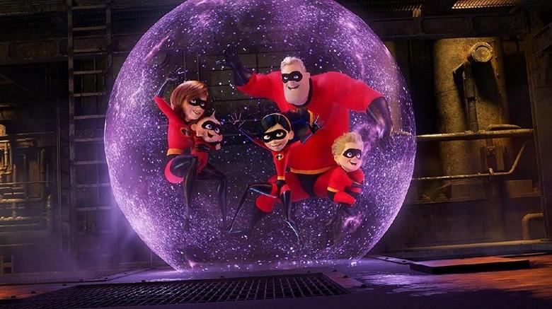 Yang Membedakan Incredibles 2 dengan Kisah Superhero Lain