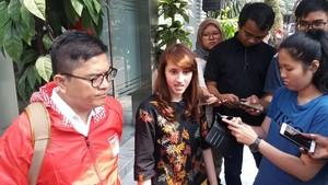 Tsamara Diperiksa Polisi Terkait Kasus Fitnah Cinlok Grace-Ahok