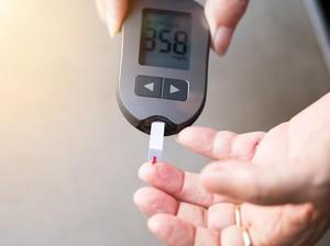 Ini Tiga Cara Kontrol Gula Darah bagi Penyandang Diabetes