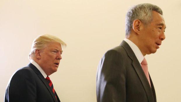 Biaya Pertemuan Trump-Kim Rp 209 M, Separuhnya untuk Keamanan