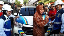 Apel Tim Lebaran, Ini Fokus Pemkot Surabaya