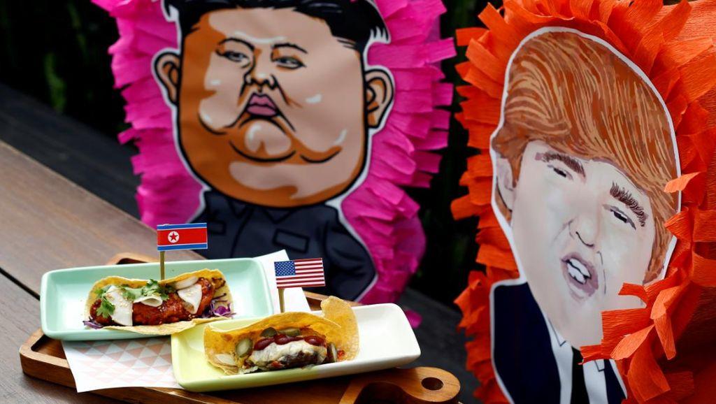 Berkah Donald Trump dan Kim Jong Un Pada Pariwisata Singapura