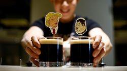 Pertemuan Kim Jong Un-Trump Bak Pertemuan Selebritas