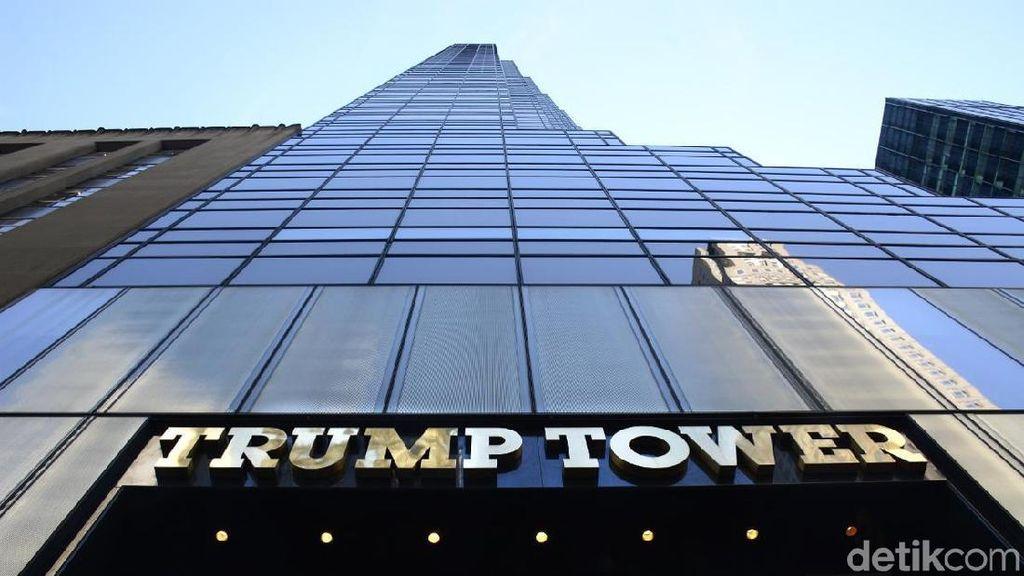 Mengintip Aset Donald Trump dari Properti hingga Lapangan Golf