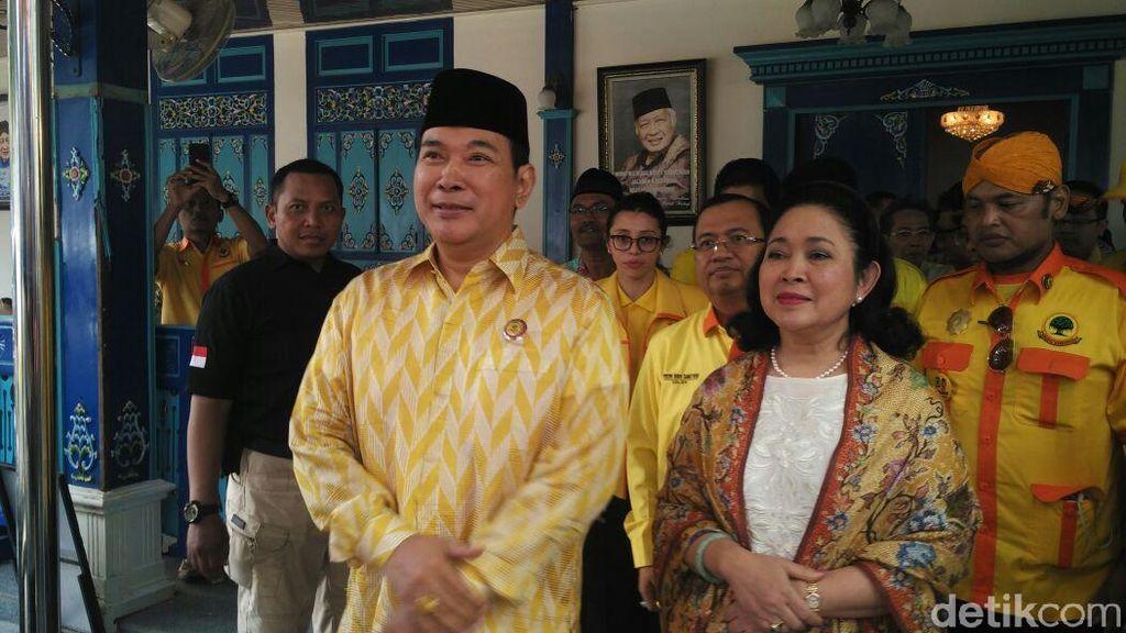 Golkar Bersih dari Trah Soeharto