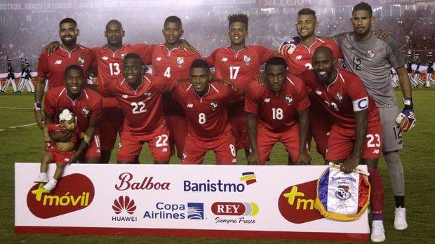 Timnas Panama akan menjalani debut di Piala Dunia 2018.