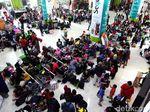 289 Ribu Orang Mudik dari Stasiun Gambir, Baru Kembali 171 Ribu