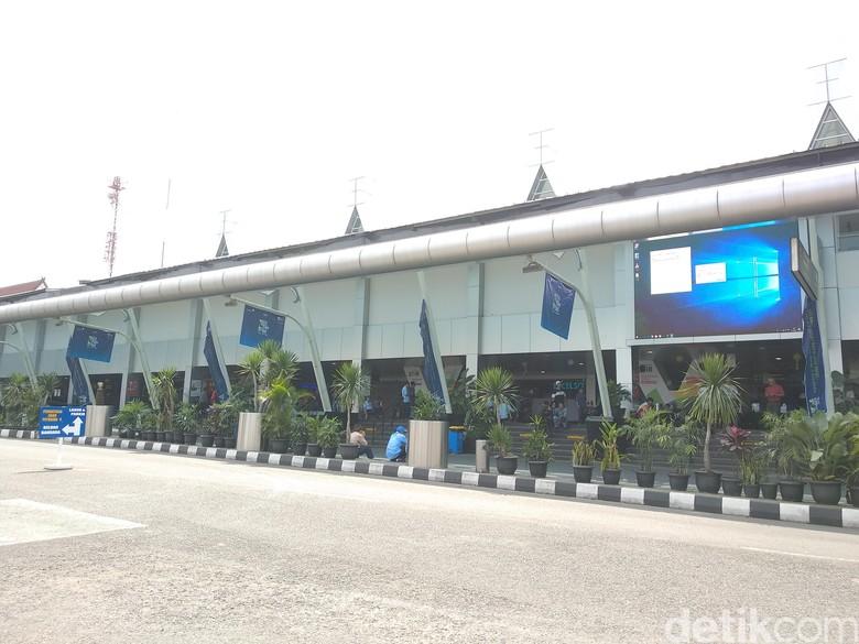H-2 Diprediksi Puncak Mudik di Bandara Husein Sastranegara