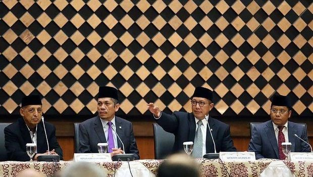 Tok! Ongkos Naik Haji 2019 Ditetapkan Rp 35,23 Juta