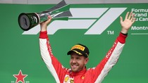 Kemenangan Pertama Ferrari di GP Kanada Sejak 2004