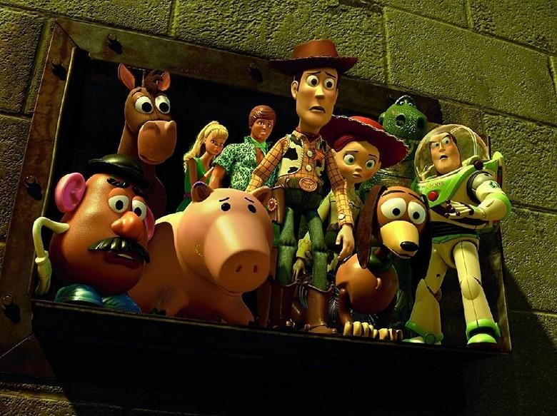Toy Story 4 Rilis Teaser Perdana dengan Karakter Baru, Siapa Dia?