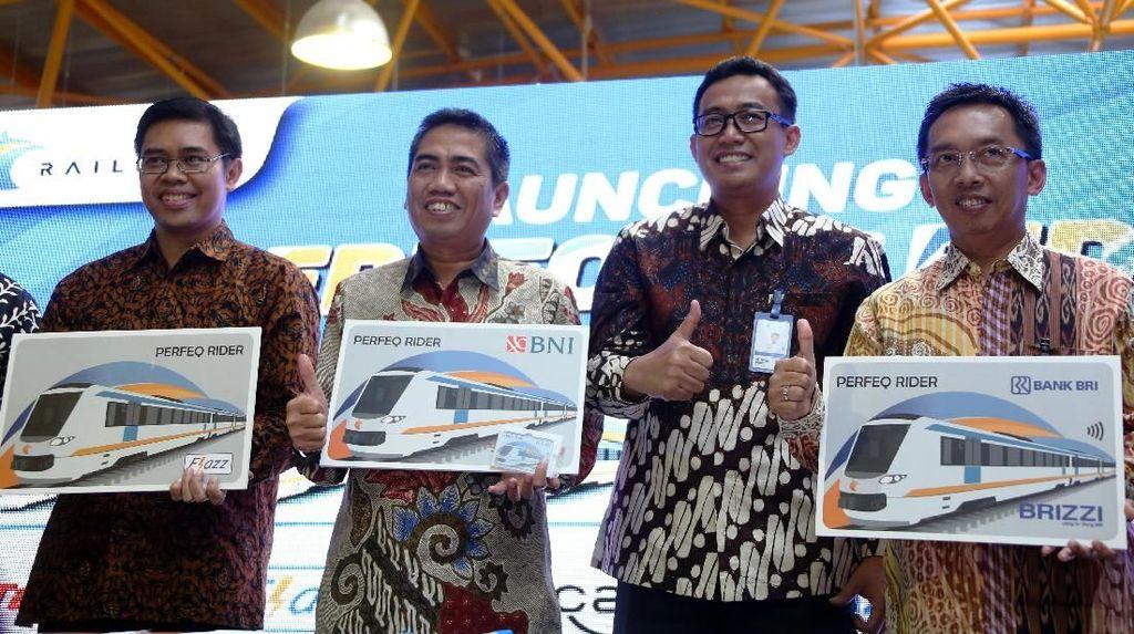 BNI & Railink Garap Pengguna KA Bandara