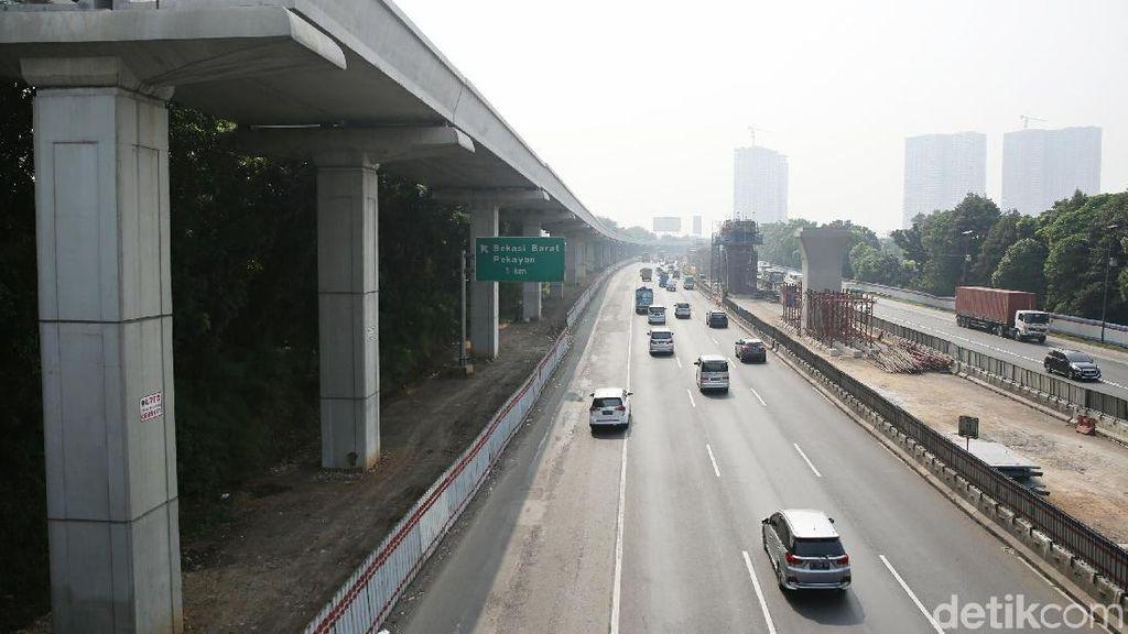 Setelah Tol Layang, Jasa Marga Mau Bikin Jakarta-Cikampek Selatan