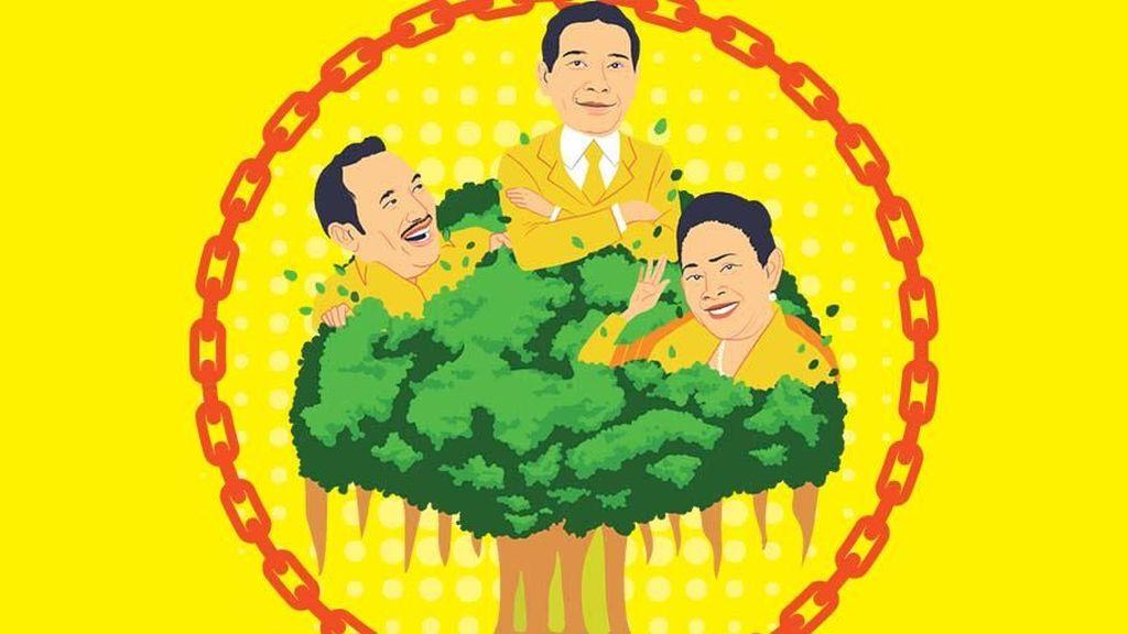 Ini Beda Perjalanan Anak Soeharto dengan Sukarno Memasuki Politik