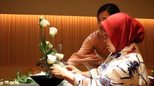 Elidawati Wakili Indonesia di Entrepreneurial Winning Women