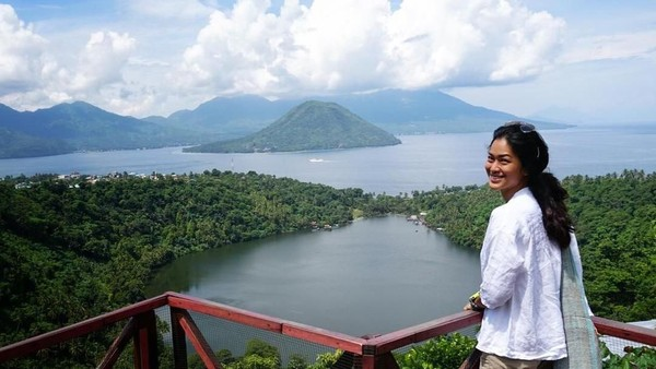 Wisata alam di Ternate (prisia/Instagram)