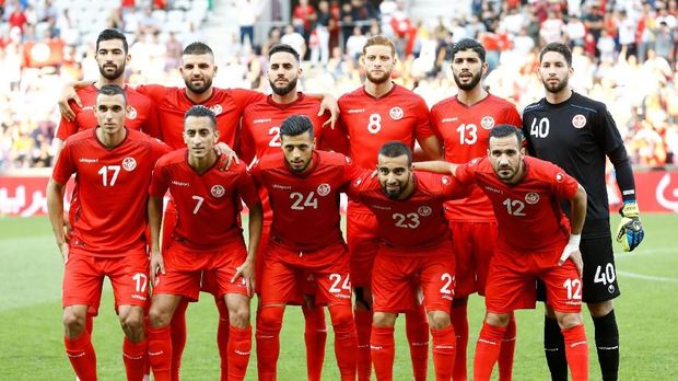 Tunisia bakal coba memberikan kejutan di grup G Piala Dunia 2018.