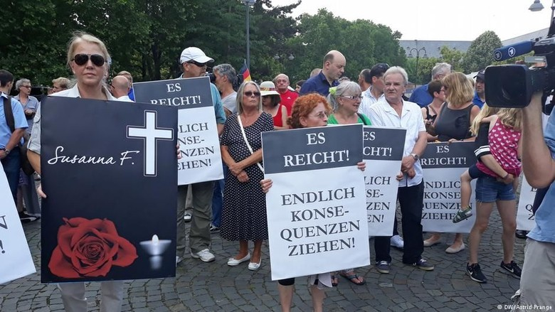 Pembunuhan Susanna Ungkap Kelemahan Sistem Suaka Politik Jerman