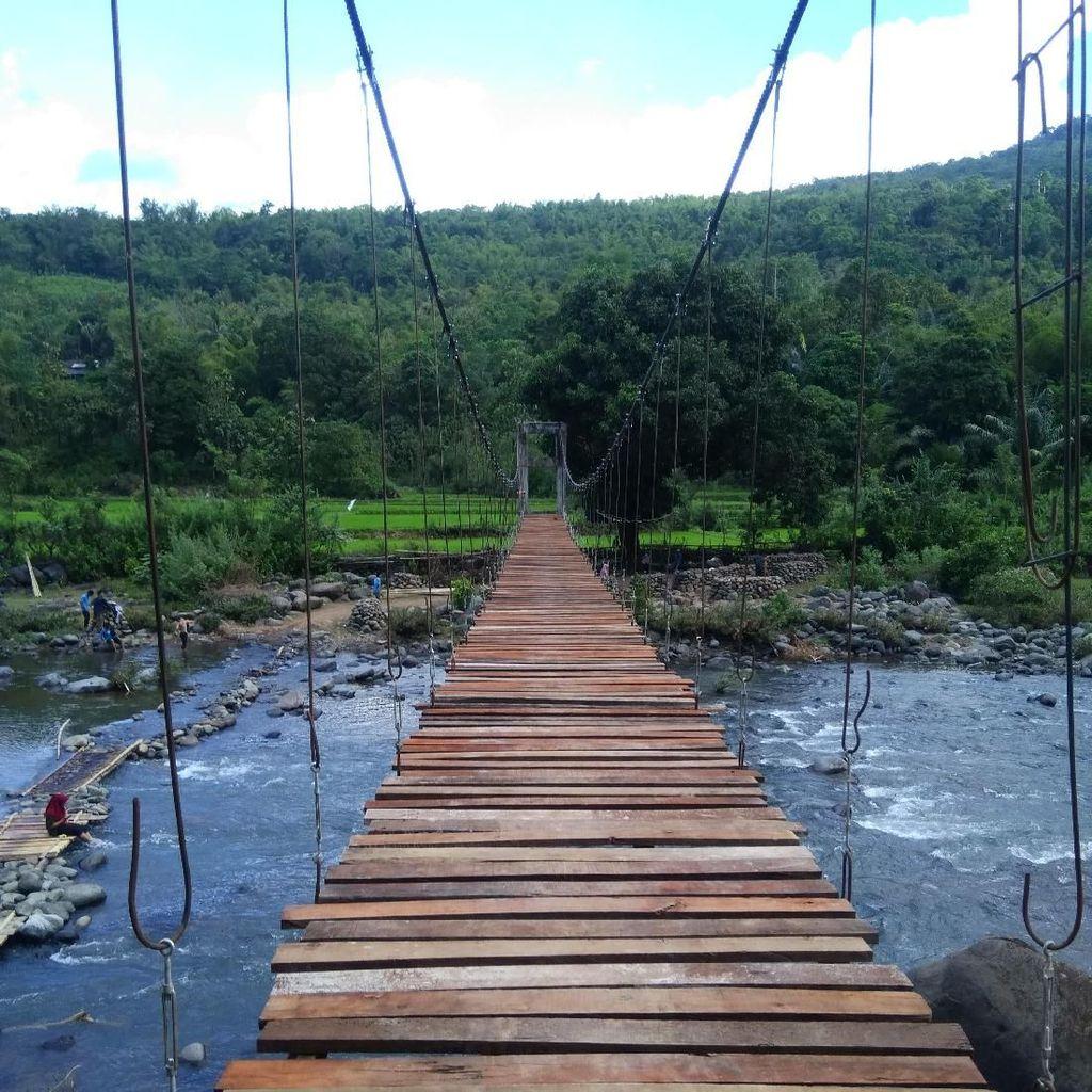 2 Minggu Lagi Bisa Potong Pita Jembatan Maros
