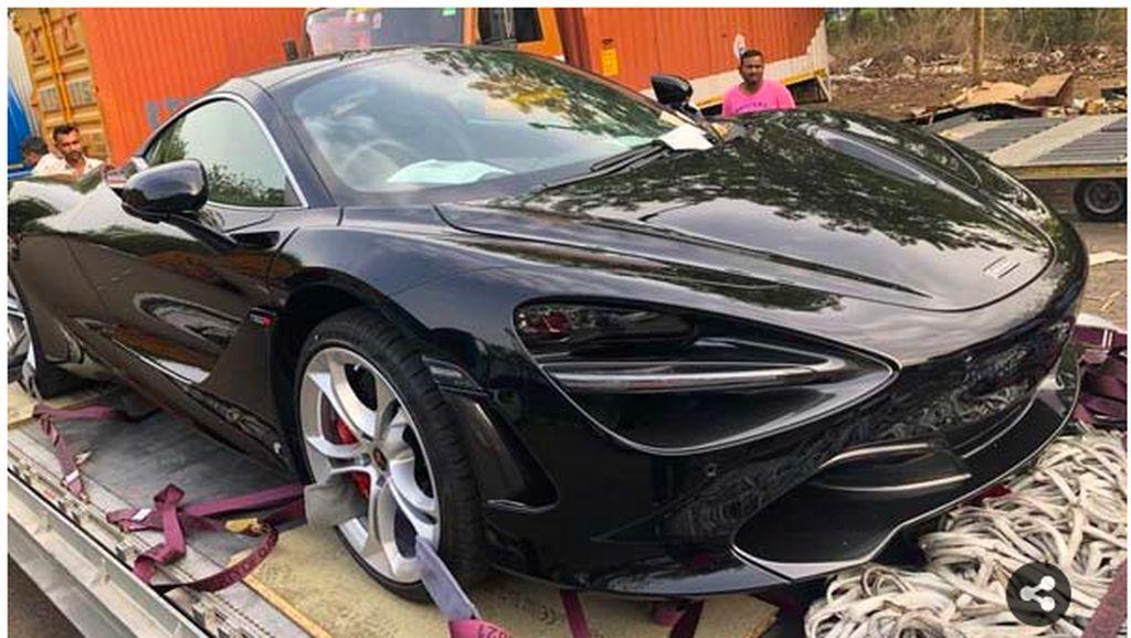 McLaren Hadir di India
