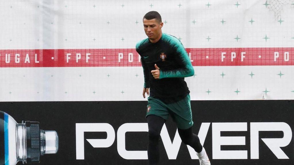 Pasha Ungu Nantikan Aksi CR7 di Piala Dunia 2018
