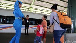 Antisipasi Aksi 22 Mei, Kereta dari Gambir Akan Berhenti di Jatinegara