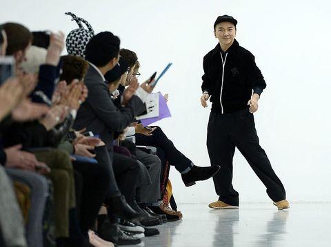 Desainer Xander Zhou.