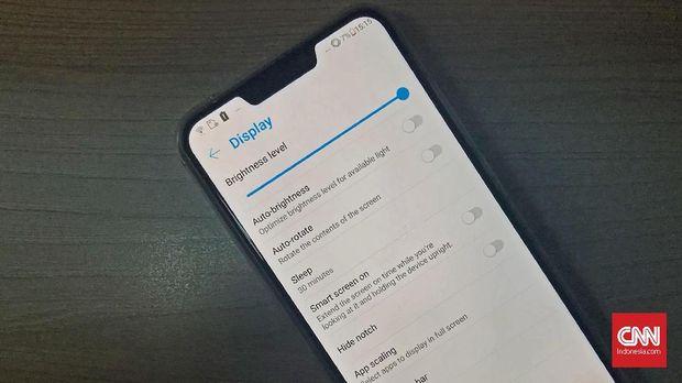 Asus Zenfone 5 Memikat dengan Poni Ala iPhone X