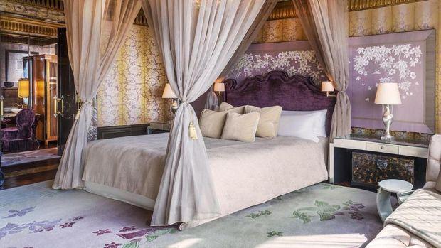 Presidential Suites di lantai 20 St Regis (St Regis Singapore)