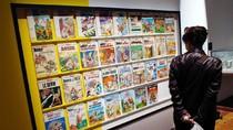 Ingat dengan Asterix the Gaul? Pameran Seninya Digelar di London