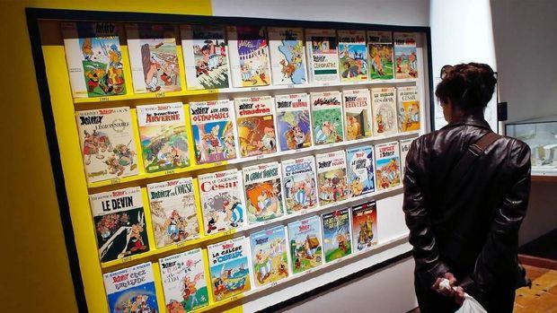 Komik 'Asterix the Gaul'