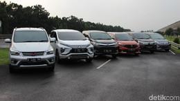 Adu Irit Mobil MPV Avanza, Xpander dkk, Siapa yang Paling Irit?