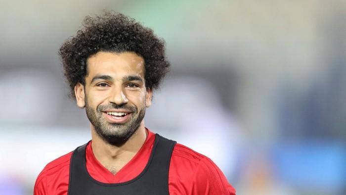 Mohamed Salah disebut-sebut akan perkuat tim Mesir di Piala Dunia 2018. Foto: REUTERS/Mohamed Abd El Ghany