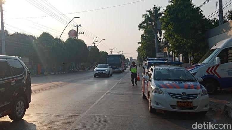 H-4 Lebaran, Mudik ke Semarang Via Pantura Lancar