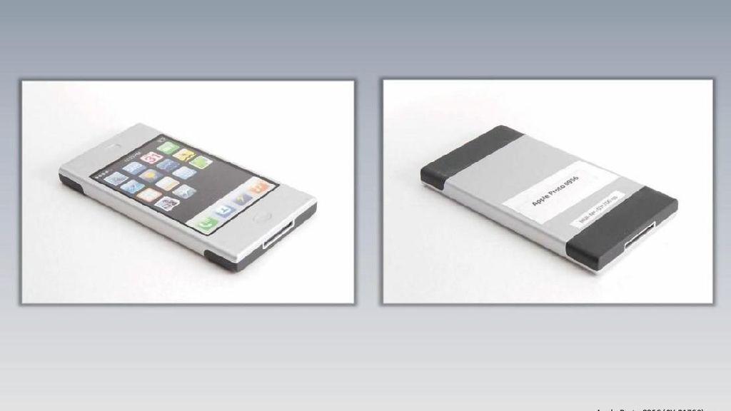 Penampakan Prototipe iPhone yang Pernah Dibuat Apple