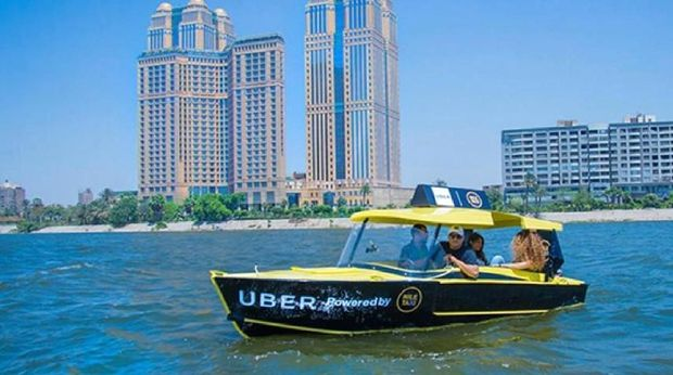 Uber dan Lyft Bersaing Ketat Kuasai Semua Moda Transportasi